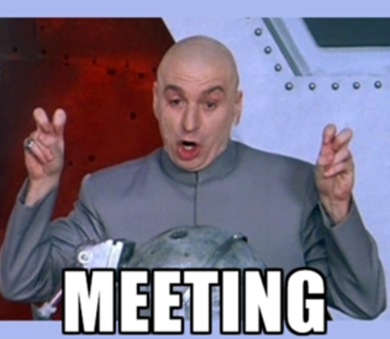 Stupid Meeting Room Names Video
