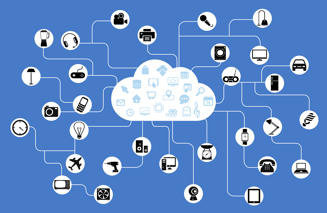 The IoT connects devices across the spectrum of tech