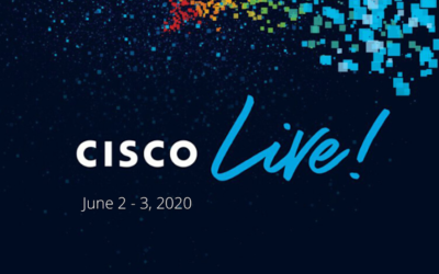 Cisco Live 2020 – Now Virtual